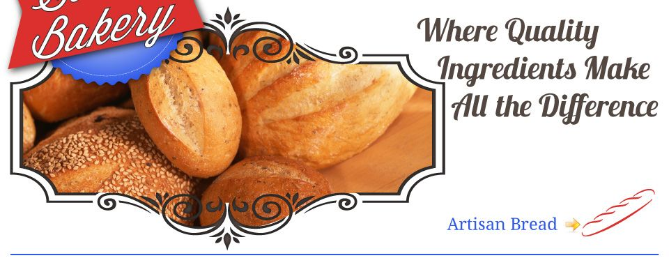 Where Quality Ingredients Make All the Difference - bread